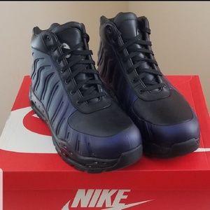 Nike Air Max Foamdome Boots Mens sz 12